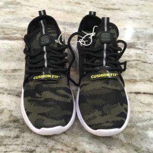 Champion | Cushion Fit Camo & Black Athletic
